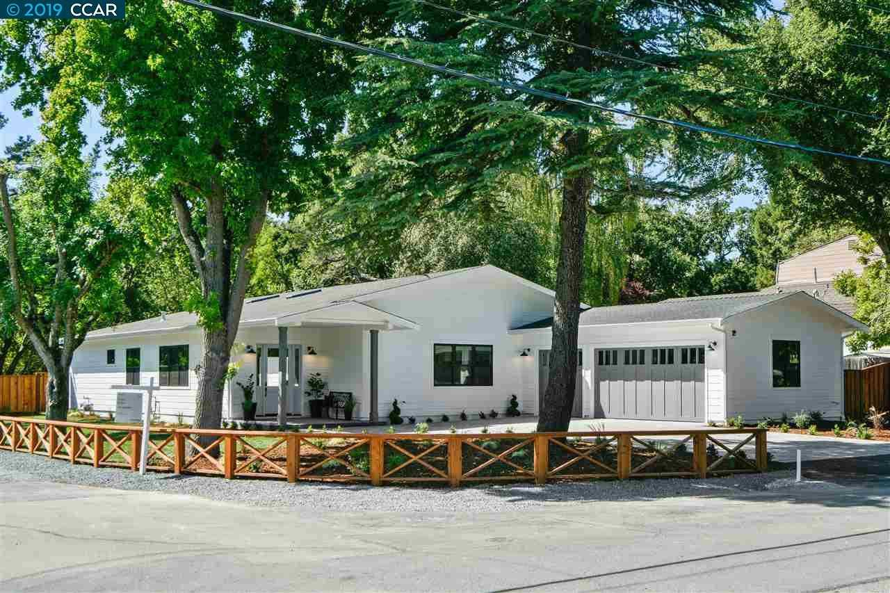 $2,495,000 - 5Br/4Ba -  for Sale in Reliez Valley, Lafayette