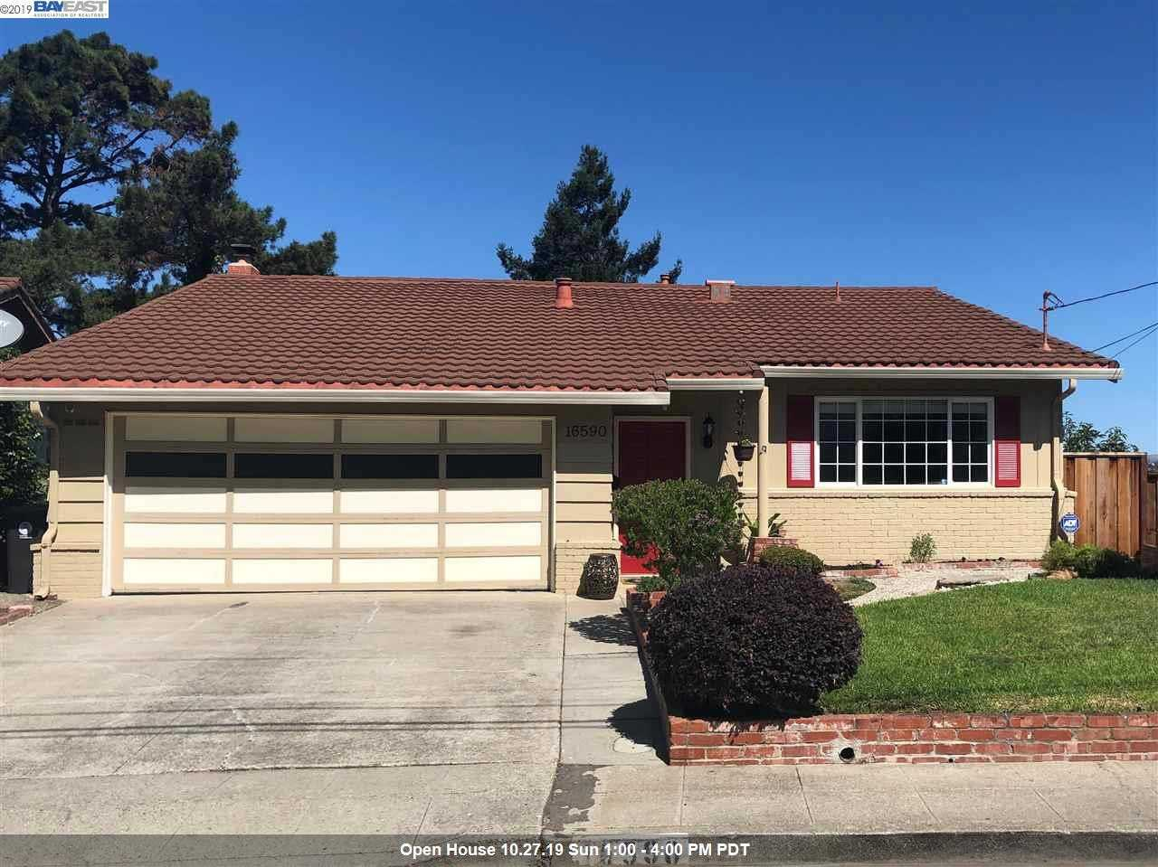 16590 Cowell St San Leandro, CA 94578