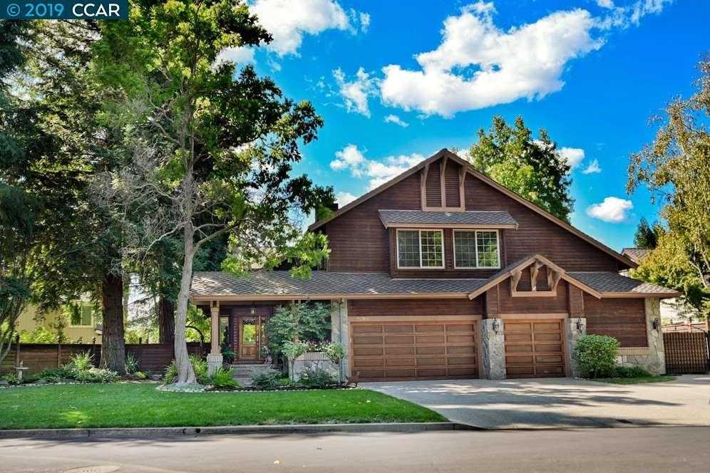 $1,575,000 - 4Br/3Ba -  for Sale in Canyon Lakes So., San Ramon