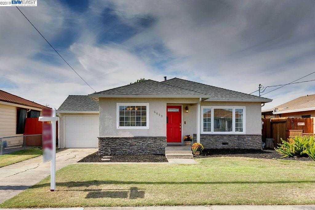 6859 George Ave NEWARK, CA 94560