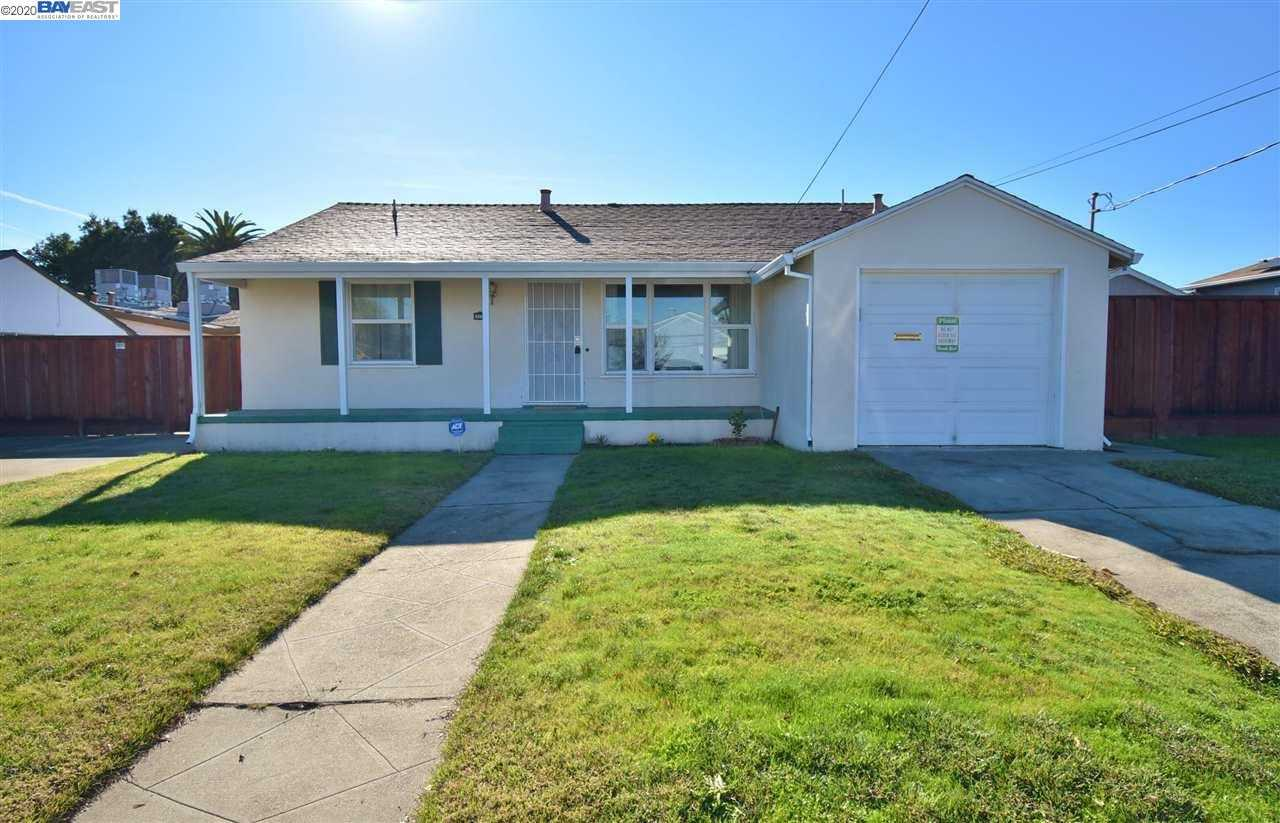 2363 Lessley Ave CASTRO VALLEY, CA 94546