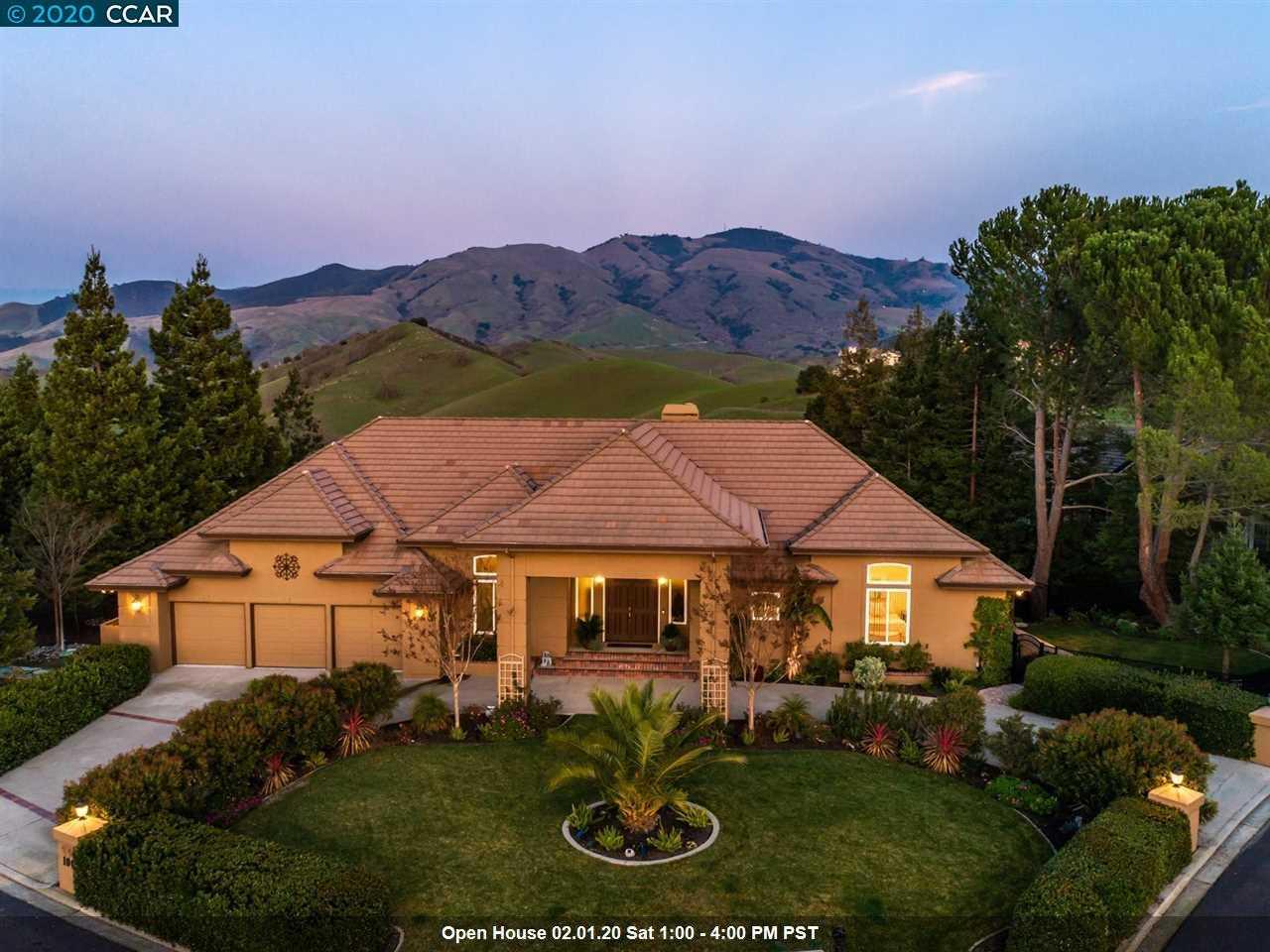 $2,288,800 - 4Br/4Ba -  for Sale in Roundhill North, Alamo