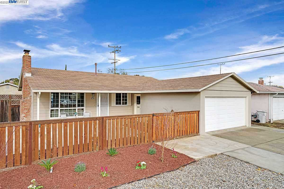 4981 Boone Dr FREMONT, CA 94538
