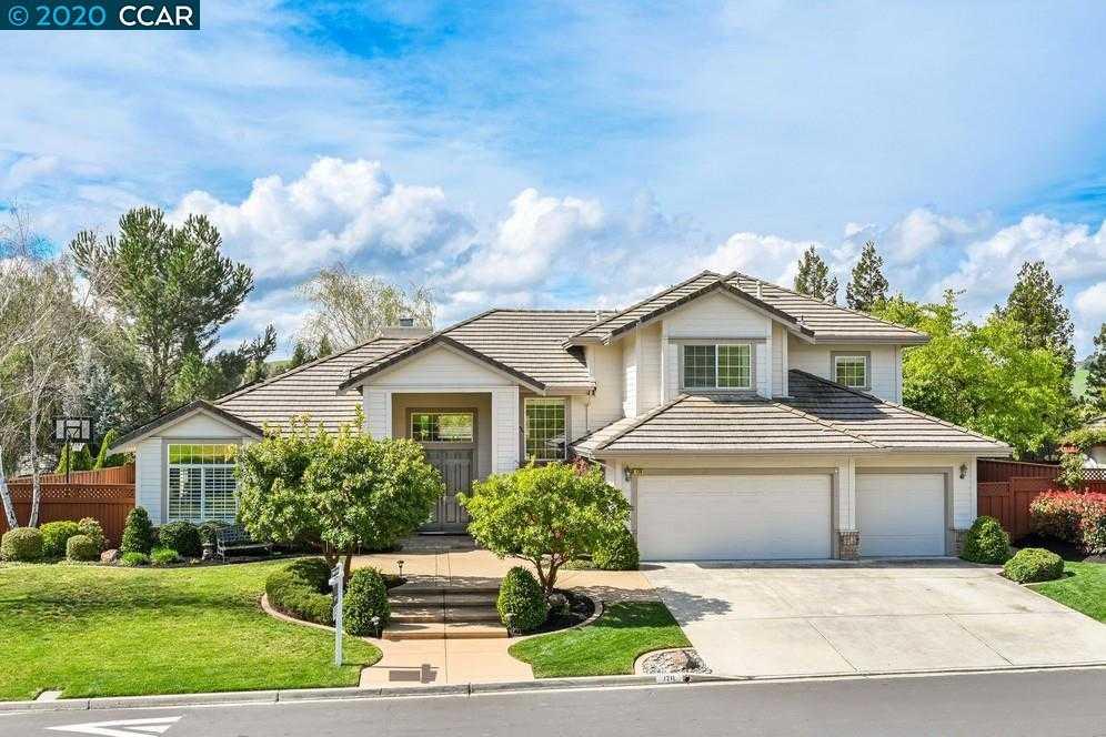 $1,898,000 - 5Br/4Ba -  for Sale in Northridge Hills, Danville