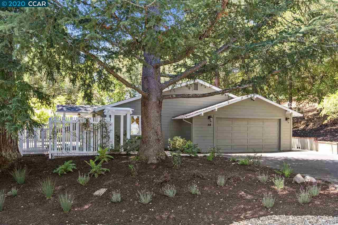 $1,595,000 - 3Br/4Ba -  for Sale in Charles Hill, Orinda
