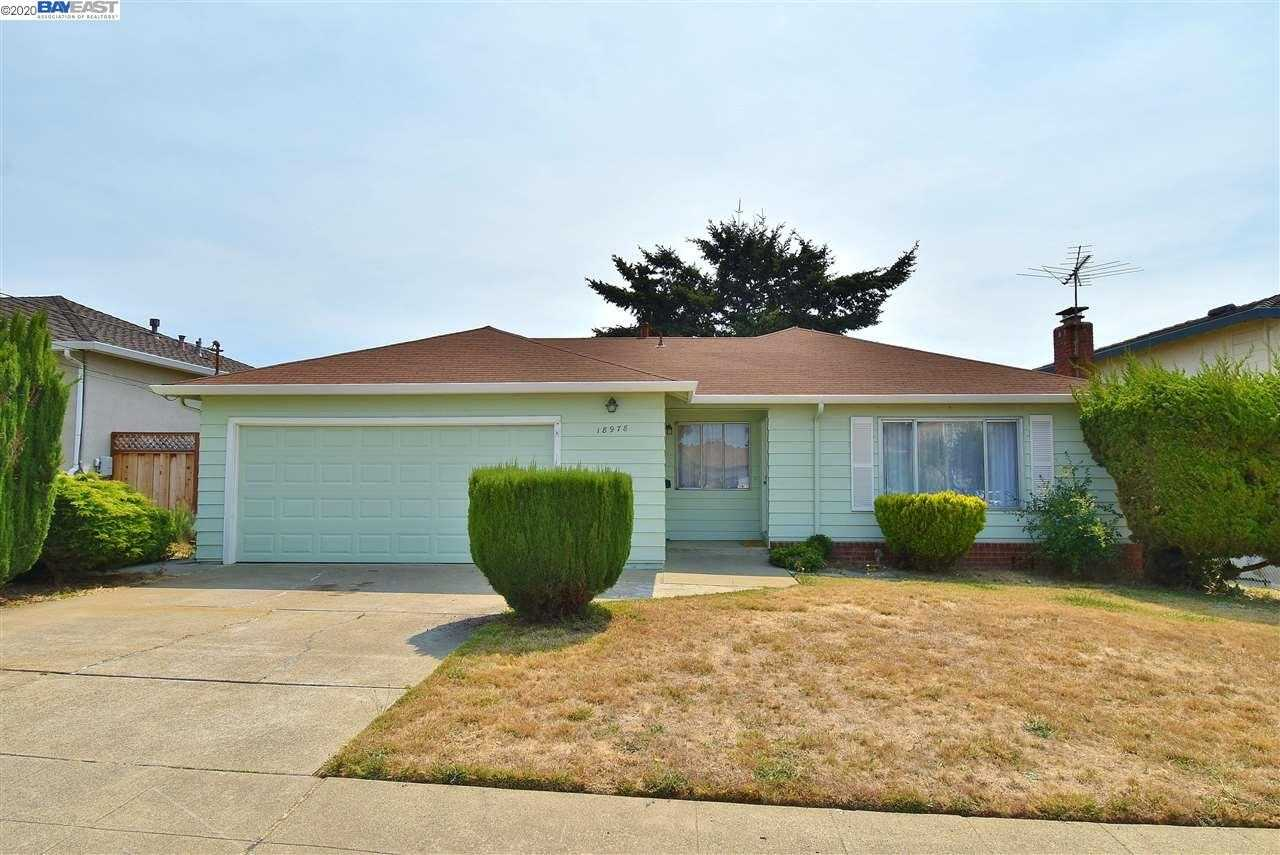 18978 Vaughn Ave CASTRO VALLEY, CA 94546