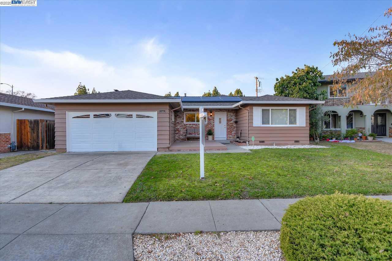 4659 Montecarlo Park Ct FREMONT, CA 94538