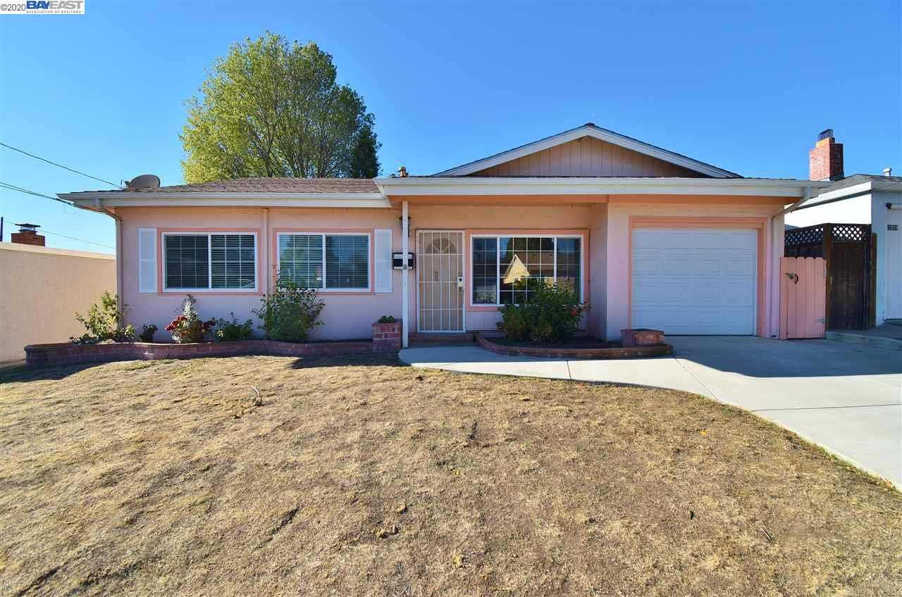 22033 Vergil St CASTRO VALLEY, CA 94546