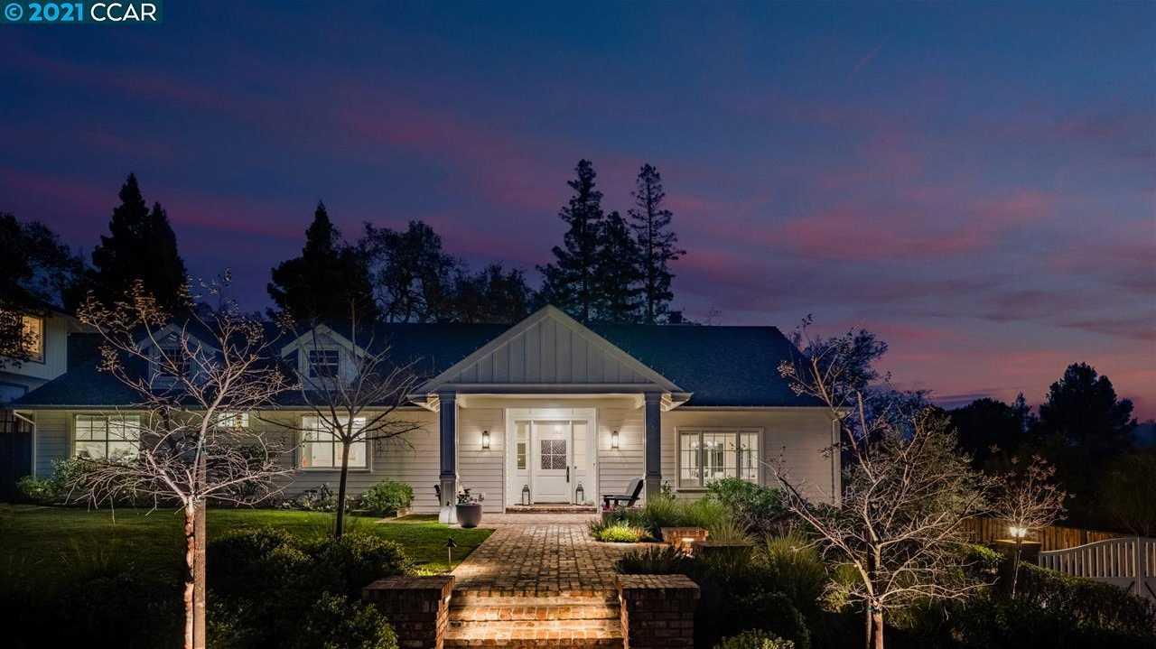 $2,450,000 - 4Br/3Ba -  for Sale in Roundhill Estate, Alamo