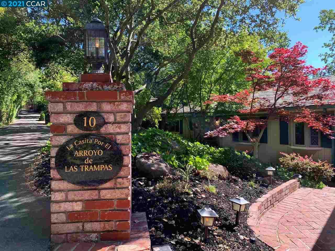$1,349,000 - 3Br/2Ba -  for Sale in Rancho Conada Del Hombre, Lafayette