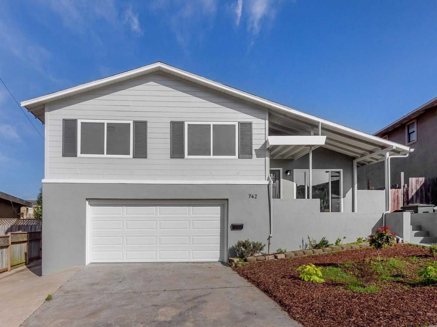 $1,048,000 - 4Br/3Ba -  for Sale in South San Francisco