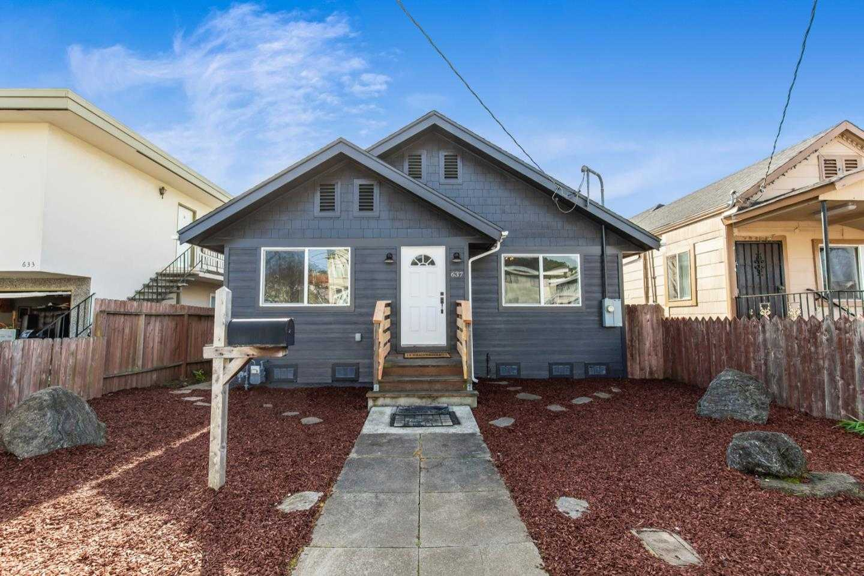637 Grand Ave South San Francisco, CA 94080