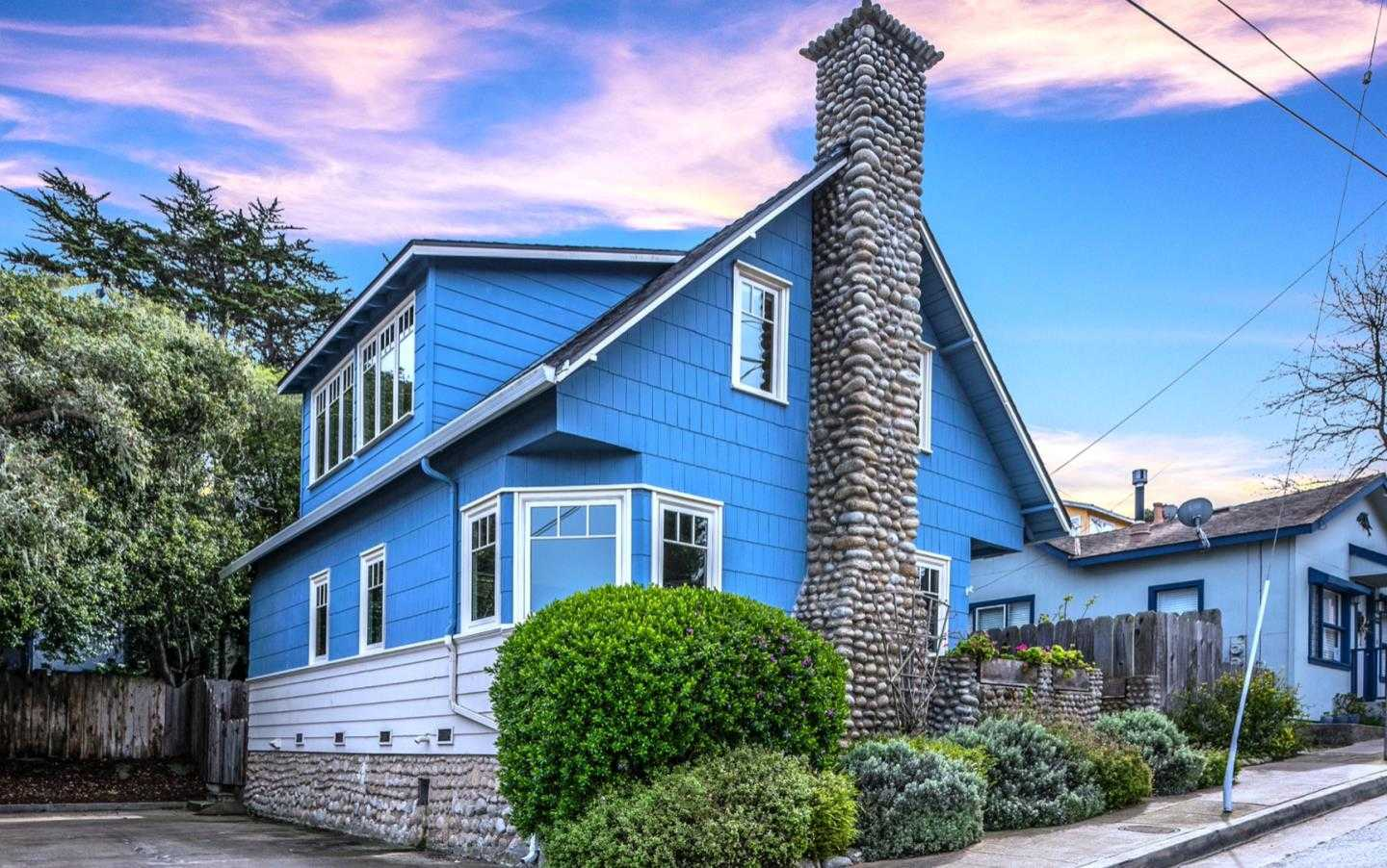 $1,599,000 - 3Br/2Ba -  for Sale in Pacific Grove