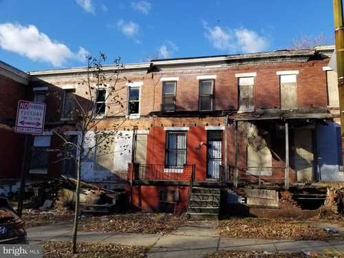 $10,000 - 3Br/1Ba -  for Sale in Northwest Community Action, Baltimore
