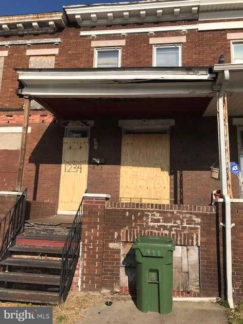 $24,000 - 3Br/1Ba -  for Sale in None Available, Baltimore
