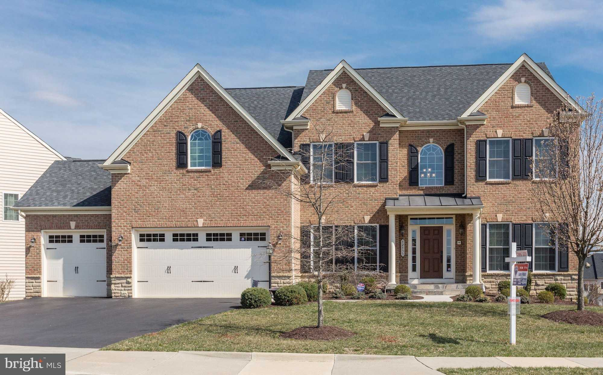 42455 Pine Forest Drive Chantilly, VA 20152