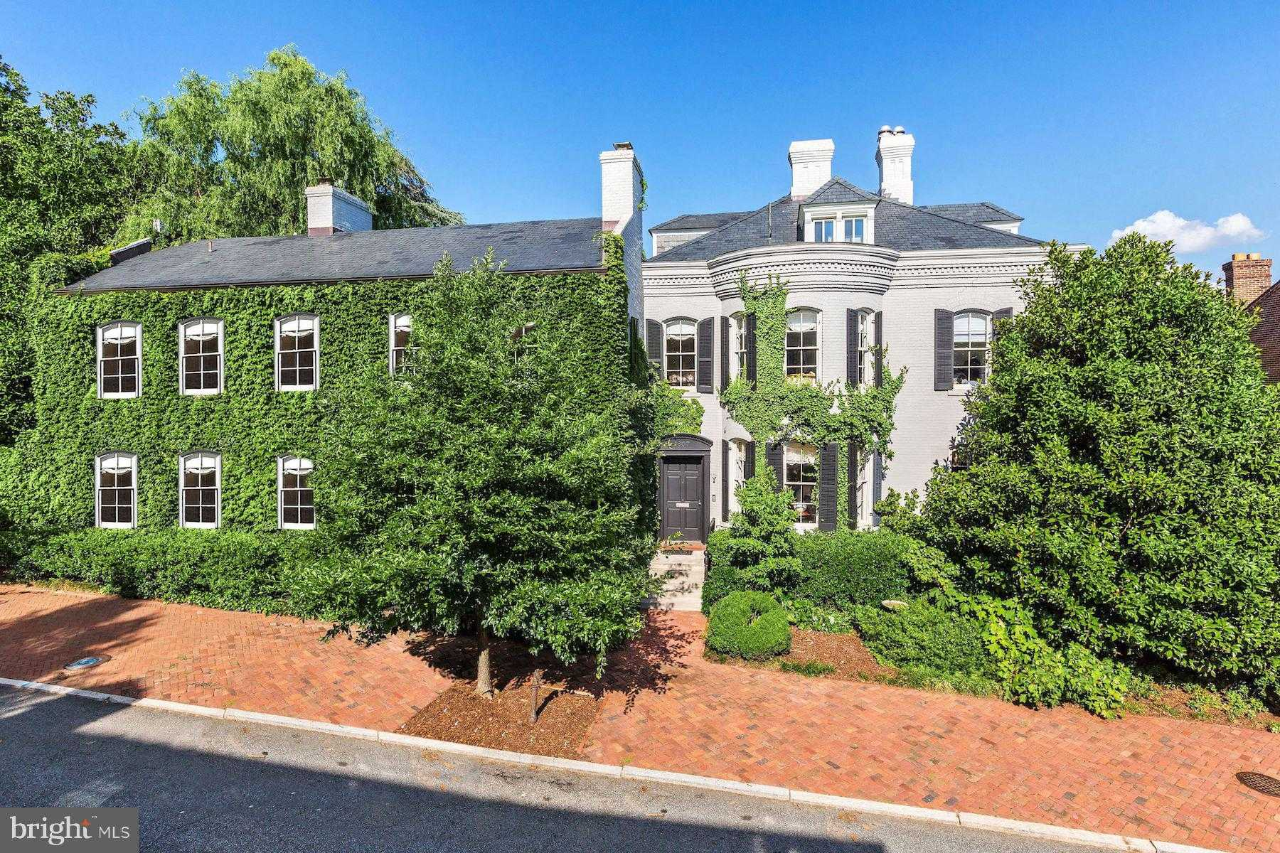 $18,000,000 - 8Br/11Ba -  for Sale in Georgetown, Washington