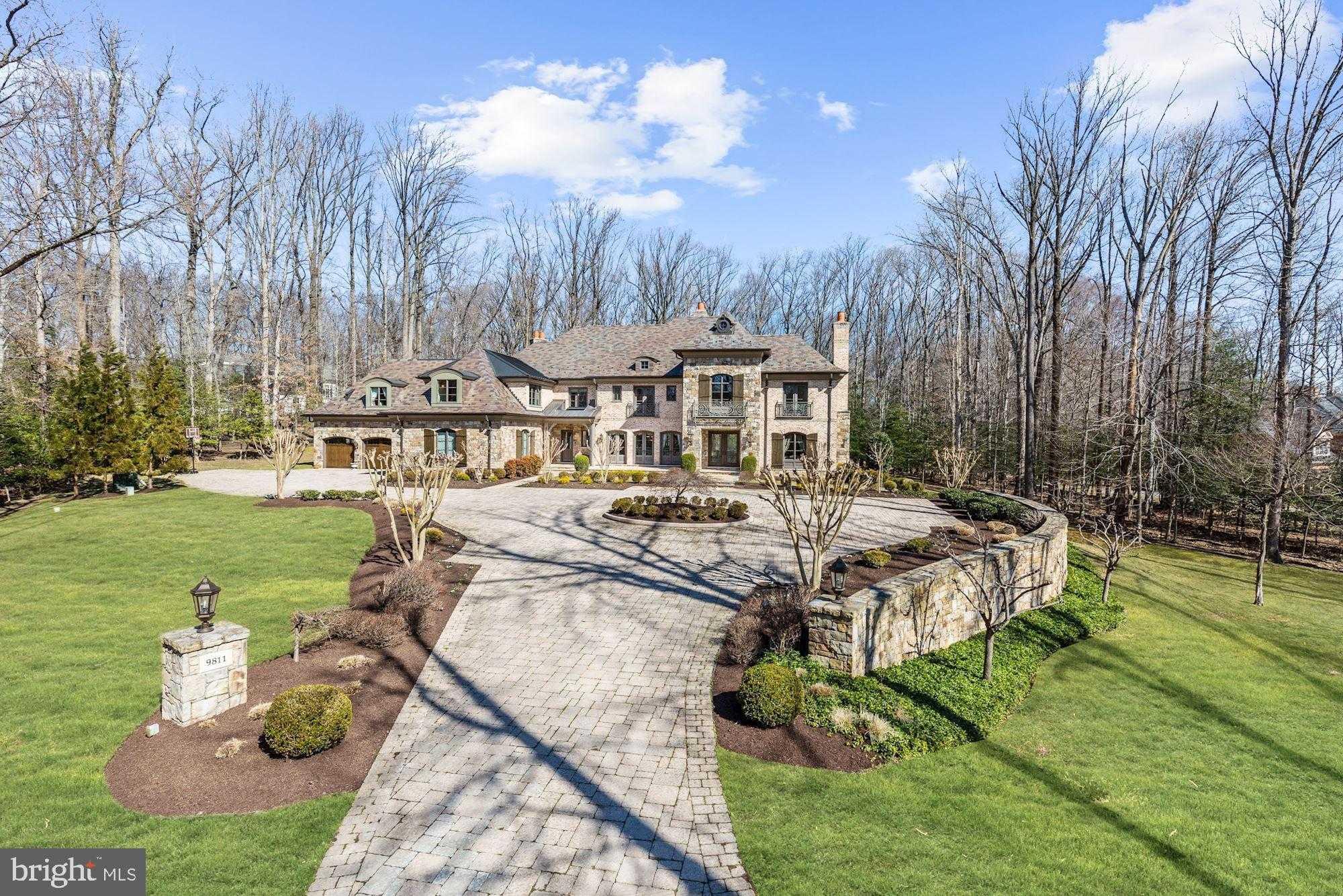 $5,995,000 - 6Br/9Ba -  for Sale in Avenel, Potomac