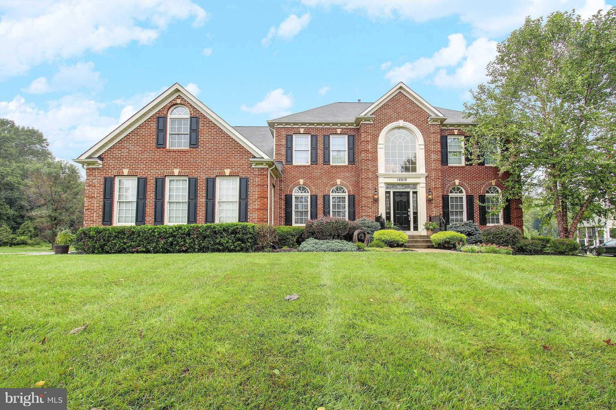 Brookeville Homes for Sale: Montgomery County Real Estate