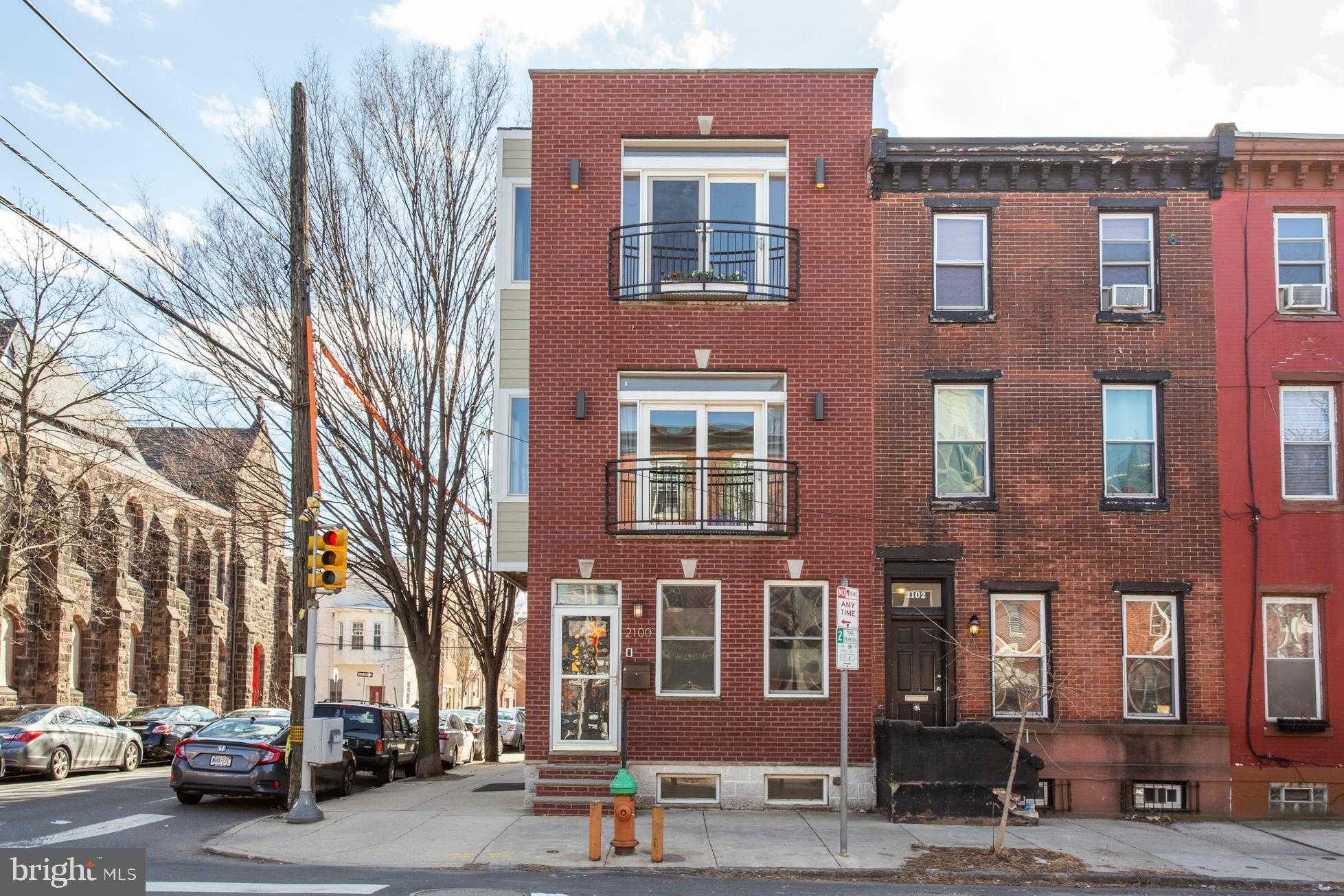 $374,900 - 2Br/2Ba -  for Sale in Graduate Hospital, Philadelphia