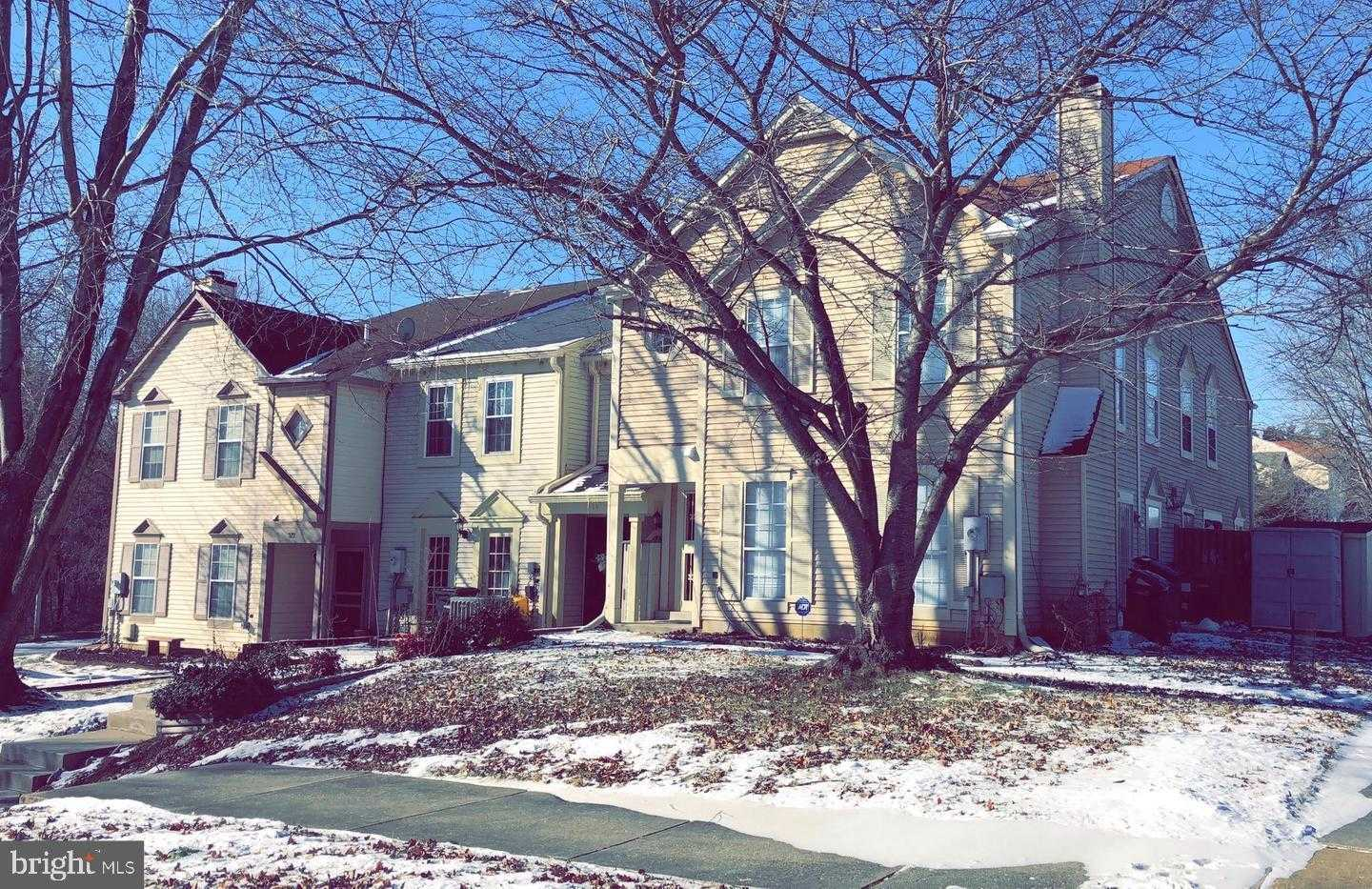 $245,000 - 3Br/3Ba -  for Sale in The Meadows Of Manor Farms, Landover