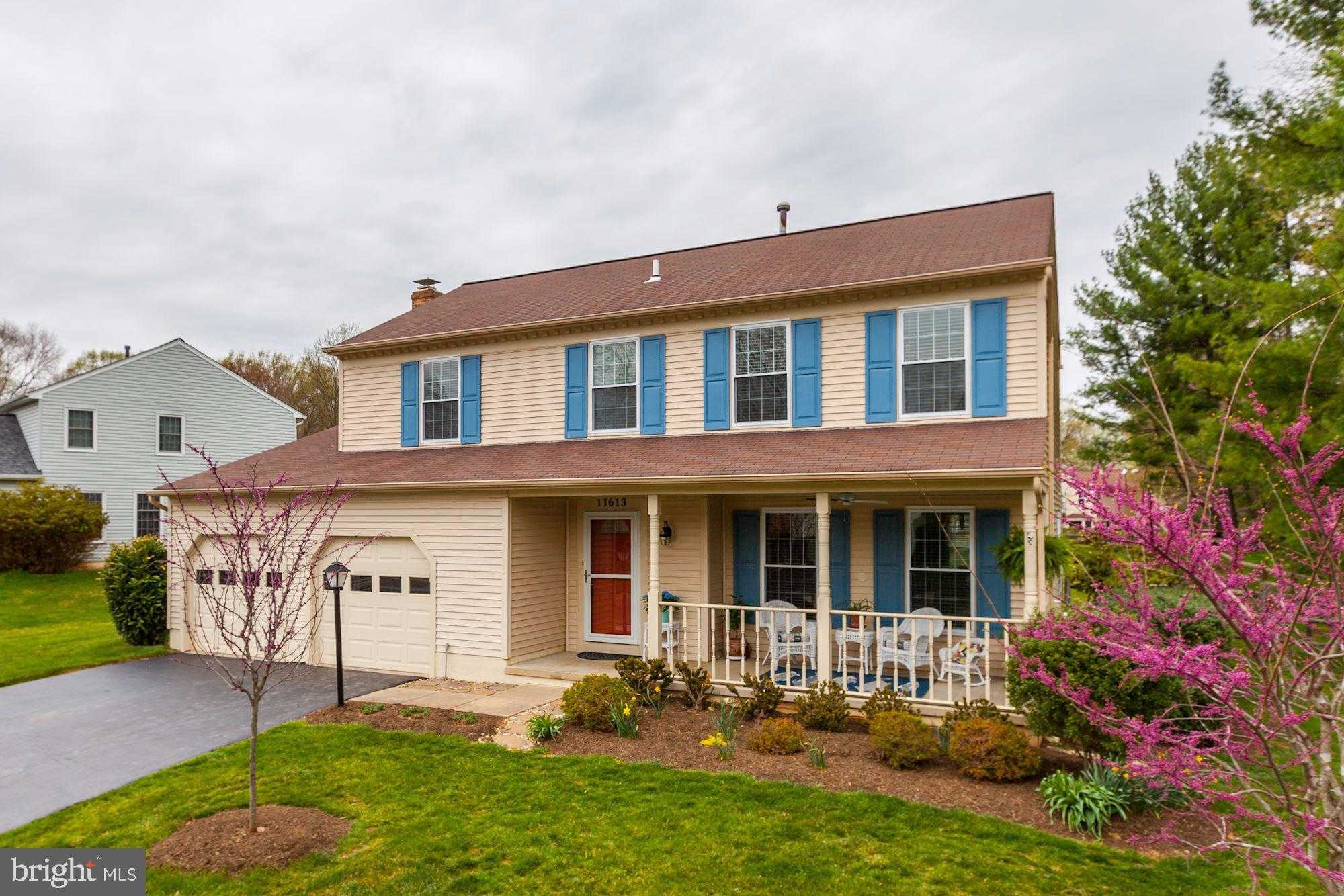 $724,500 - 4Br/3Ba -  for Sale in Dufief Mill Estates, North Potomac
