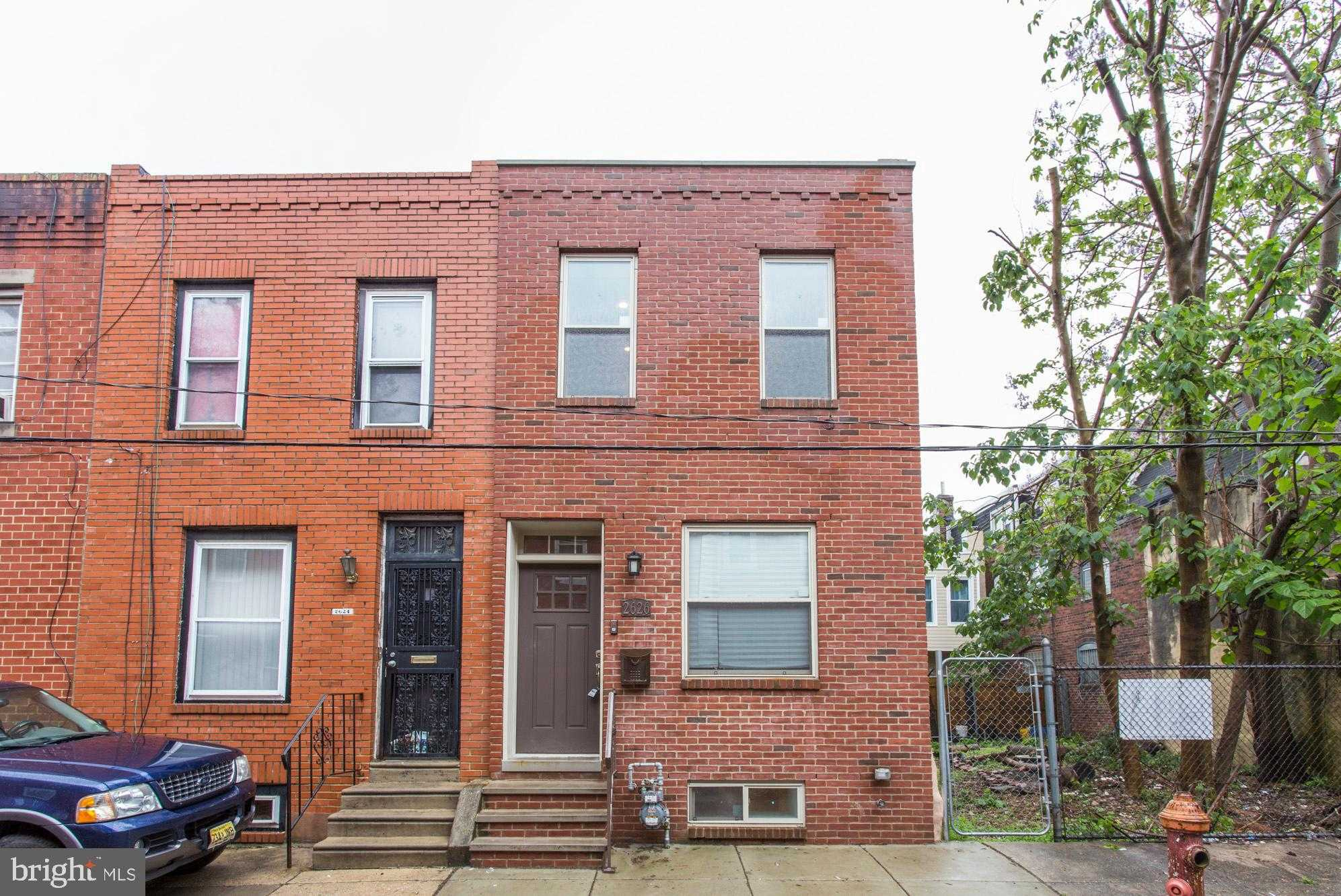 $249,000 - 2Br/1Ba -  for Sale in Grays Ferry, Philadelphia