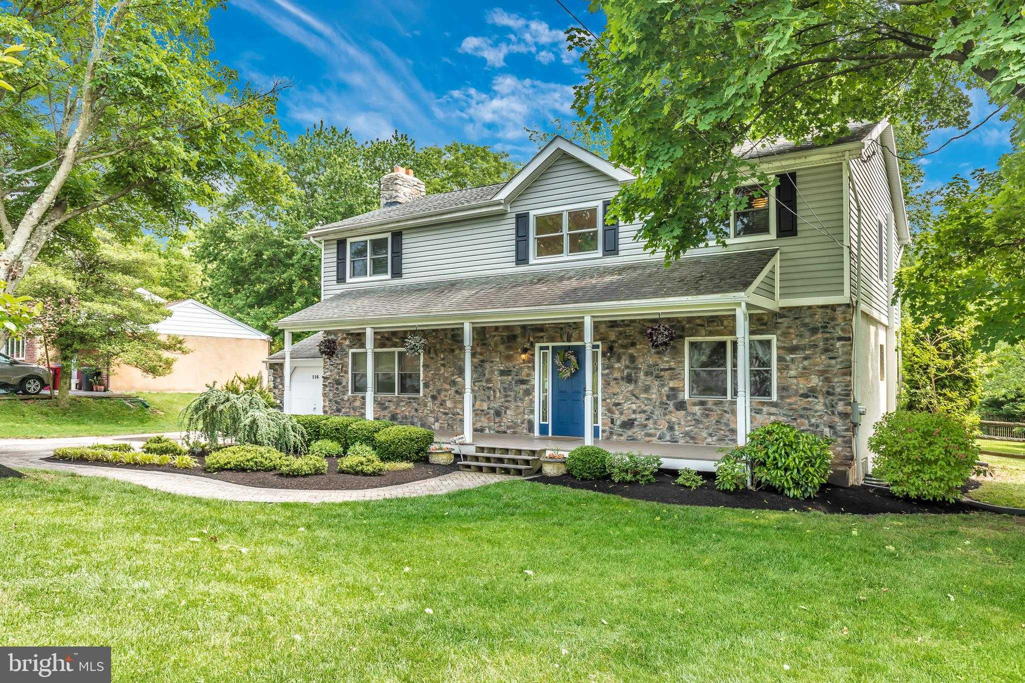 $394,500 - 3Br/3Ba -  for Sale in None Available, Norristown