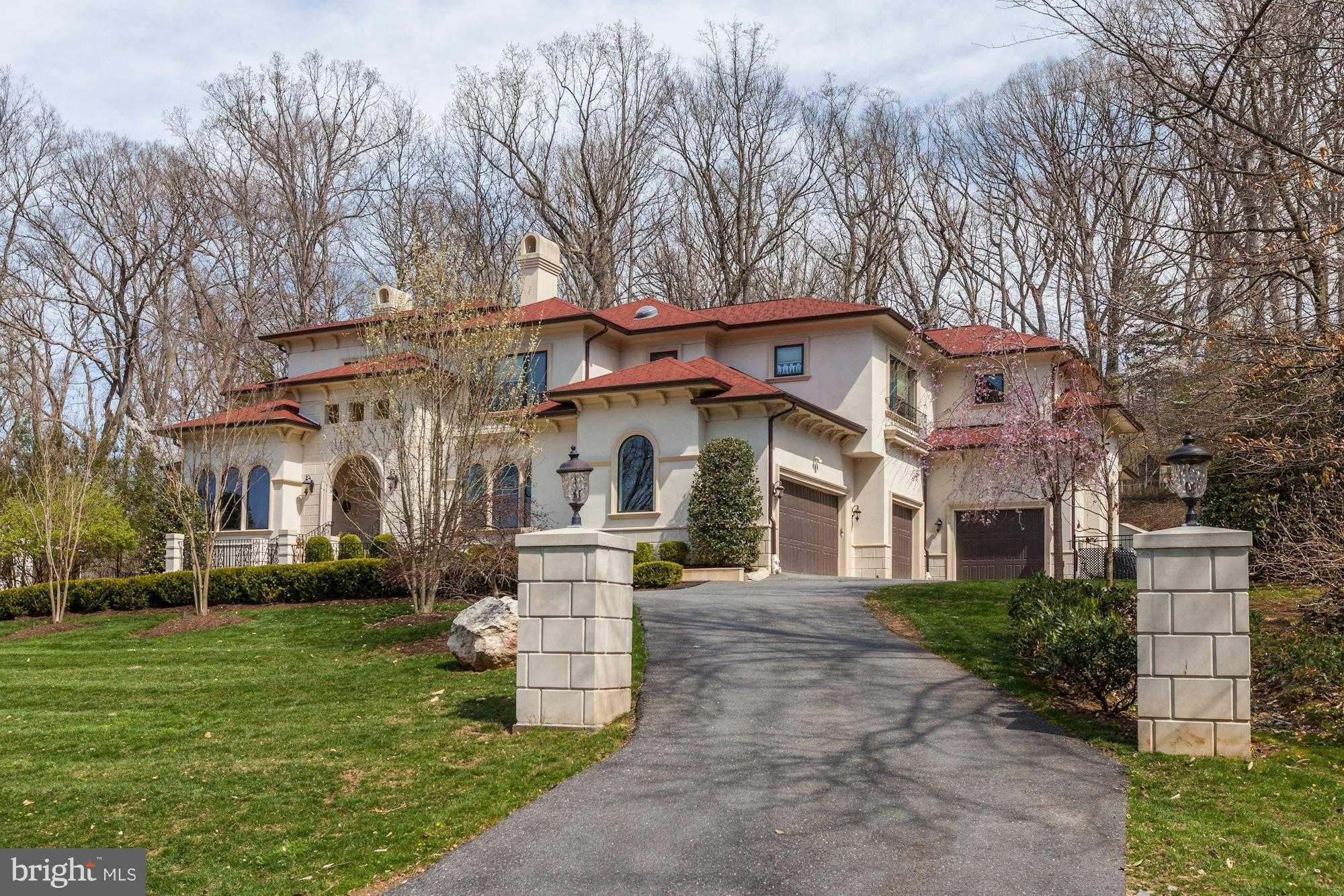 $3,999,000 - 7Br/9Ba -  for Sale in Bradley Hills Grove, Bethesda