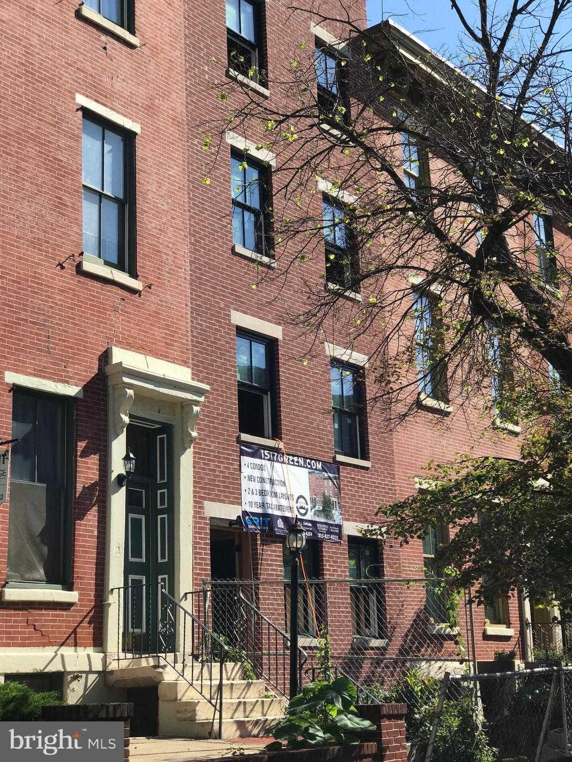$1,700,000 - Br/Ba -  for Sale in Philadelphia
