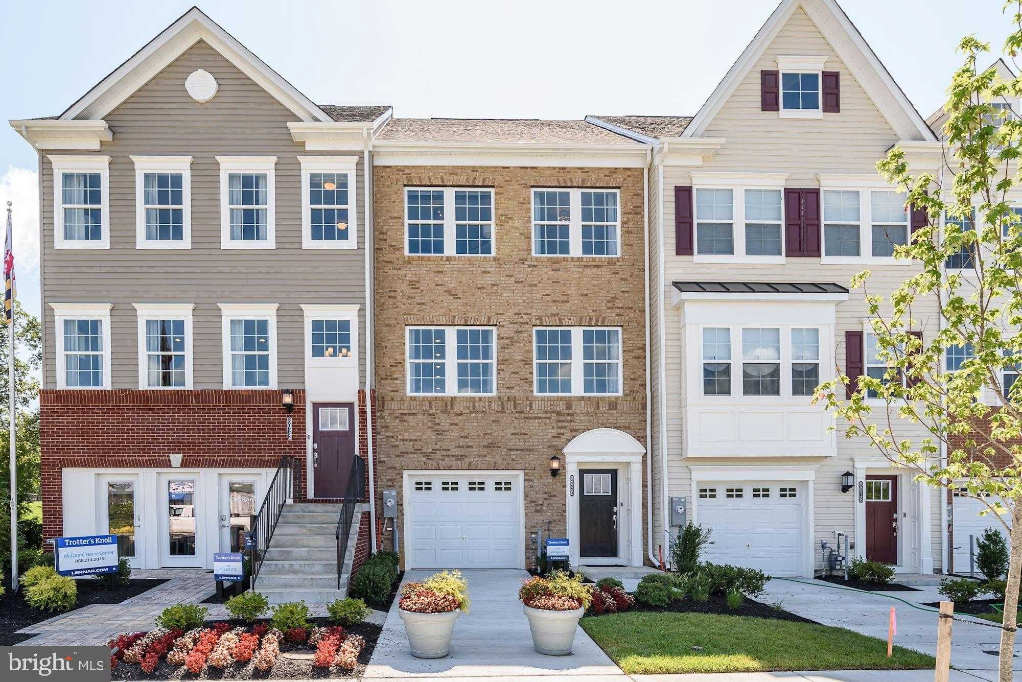 $549,990 - 3Br/5Ba -  for Sale in None Available, Ellicott City