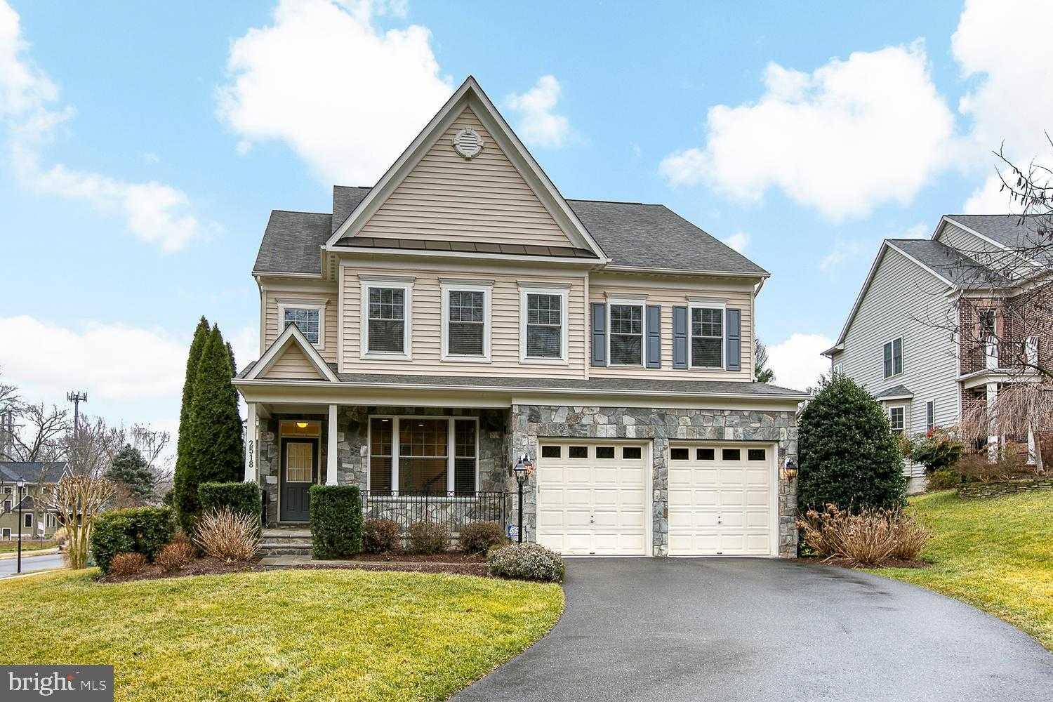$1,059,000 - 5Br/5Ba -  for Sale in Linden Tree Estates, Falls Church