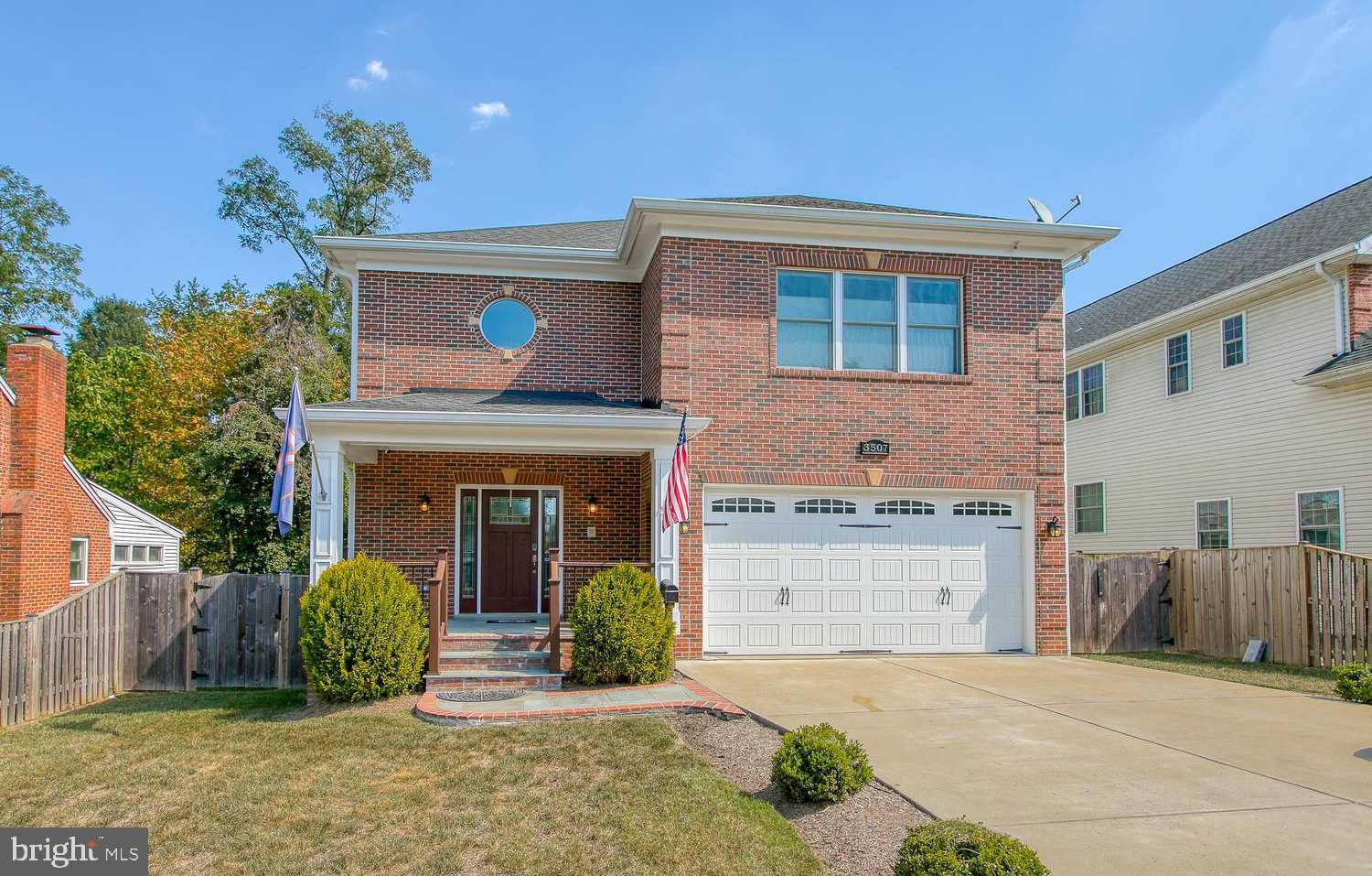$1,150,000 - 6Br/5Ba -  for Sale in Courtland Park, Falls Church