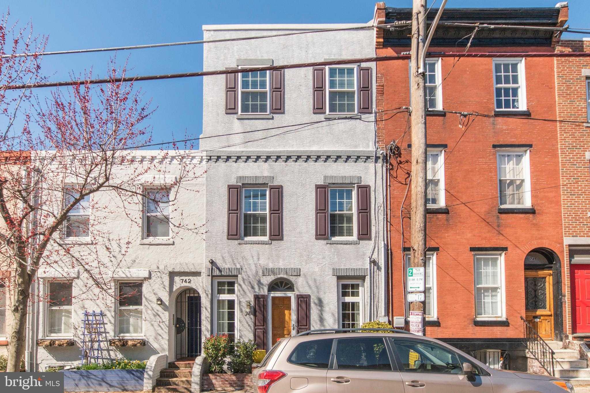 $624,900 - 3Br/4Ba -  for Sale in Fairmount, Philadelphia