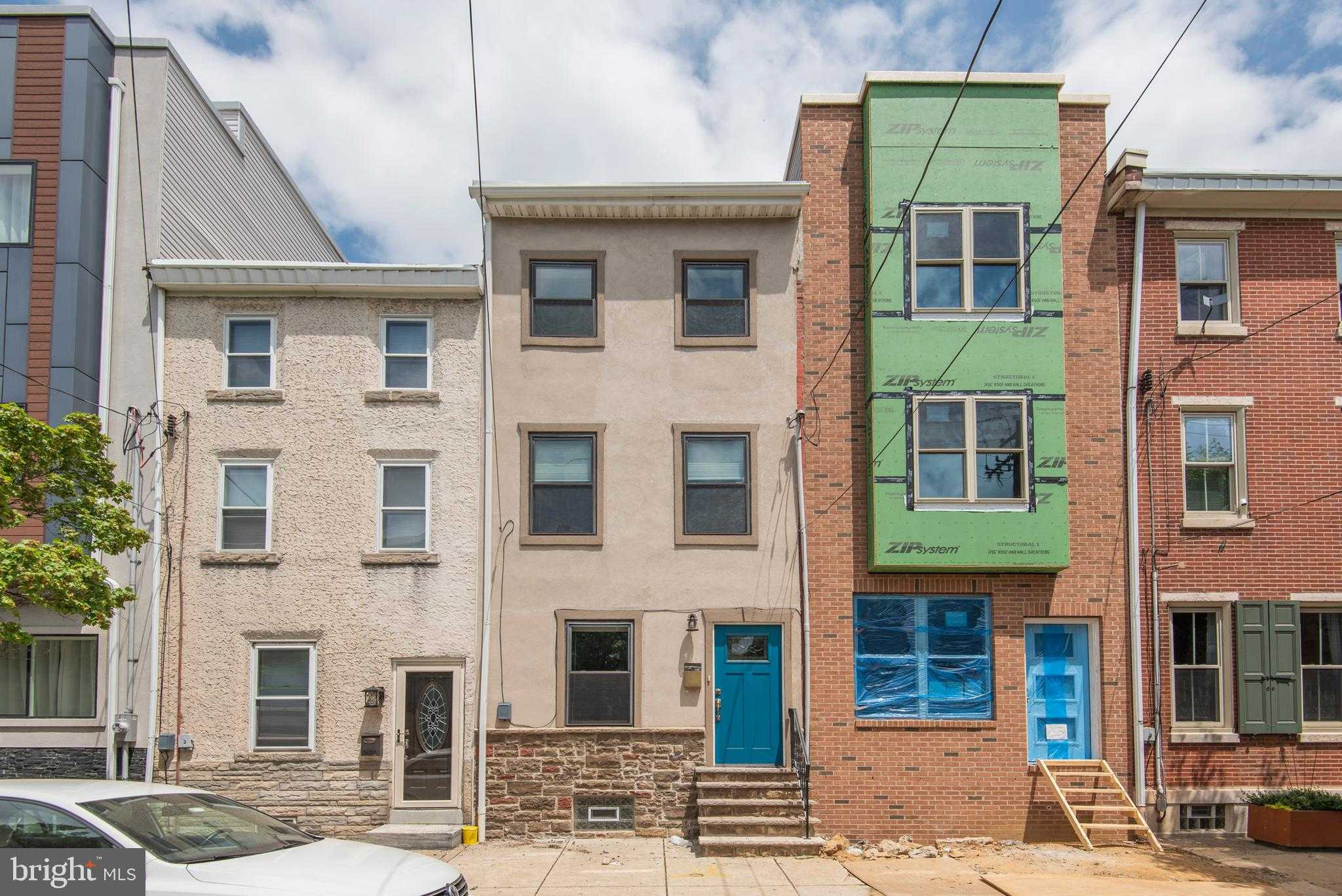$399,000 - 3Br/3Ba -  for Sale in Fishtown, Philadelphia