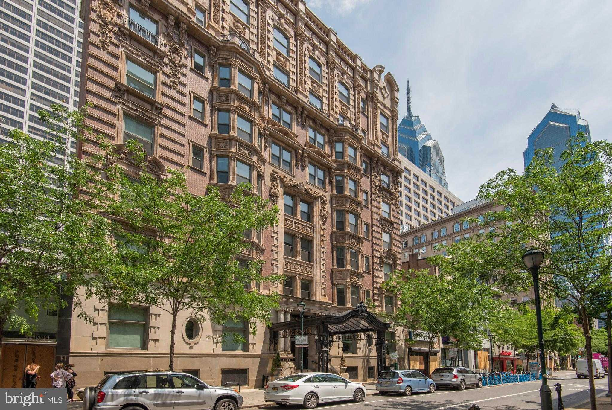 $395,000 - 2Br/2Ba -  for Sale in Rittenhouse Square, Philadelphia