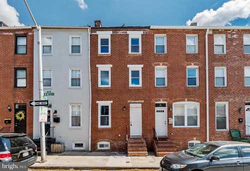 $389,900 - 3Br/3Ba -  for Sale in Federal Hill, Baltimore