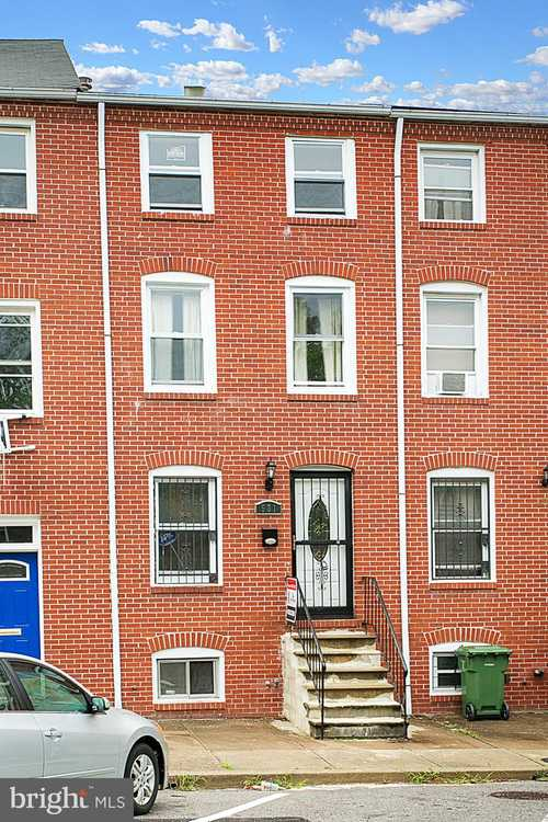 $122,900 - 3Br/1Ba -  for Sale in Upton, Baltimore