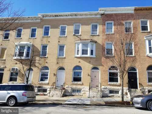 $10,000 - 3Br/2Ba -  for Sale in Reservoir Hill, Baltimore