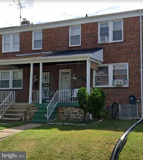 $85,000 - 3Br/2Ba -  for Sale in Baltimore City, Baltimore