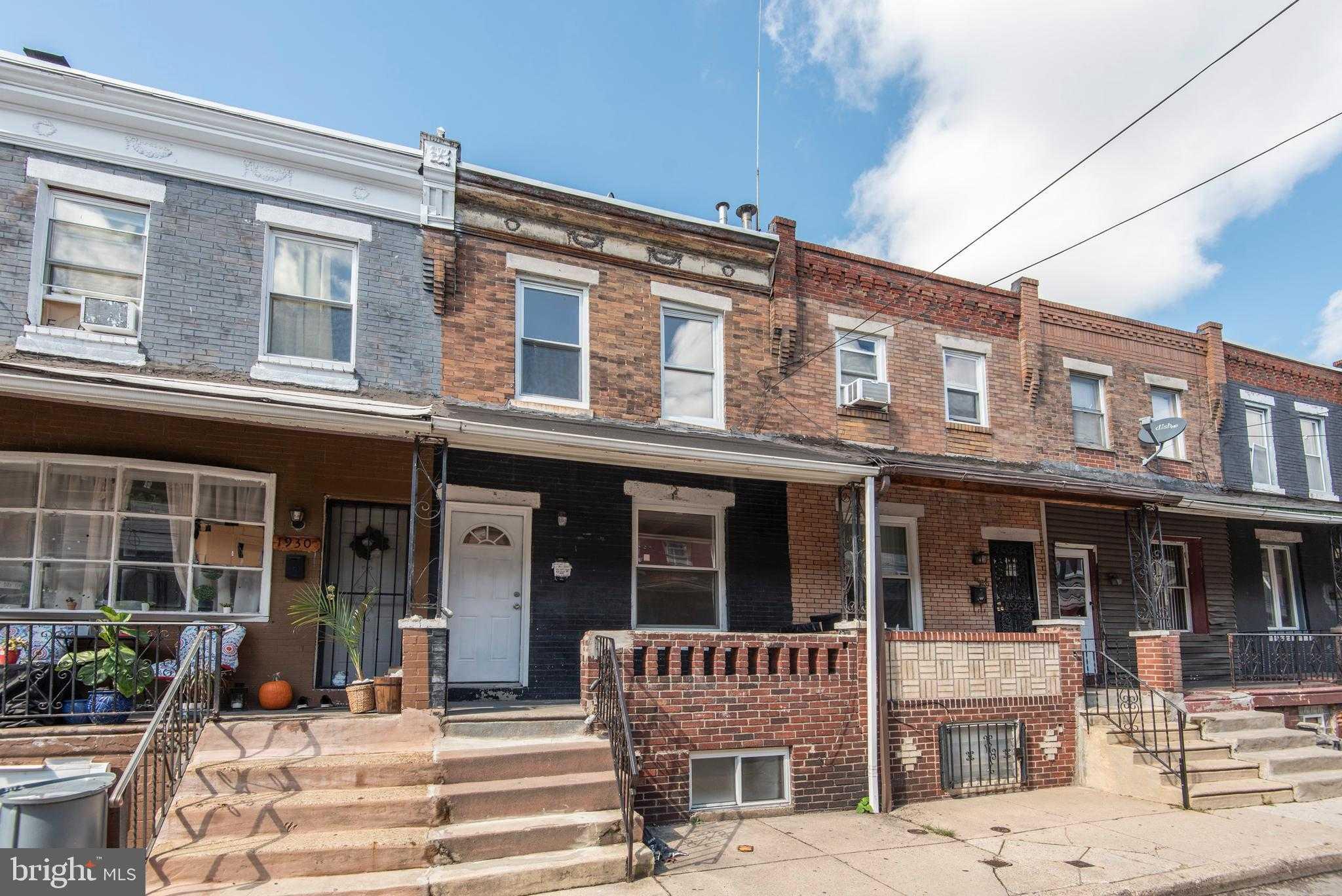 $184,900 - 3Br/2Ba -  for Sale in Phila (south), Philadelphia