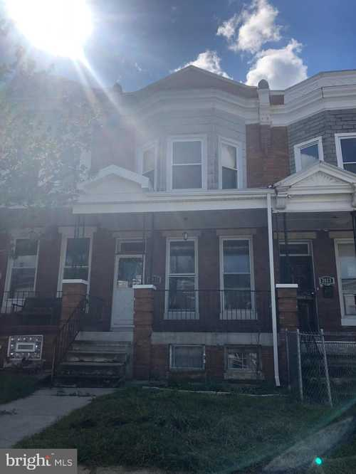 $79,000 - 4Br/2Ba -  for Sale in Waverly, Baltimore