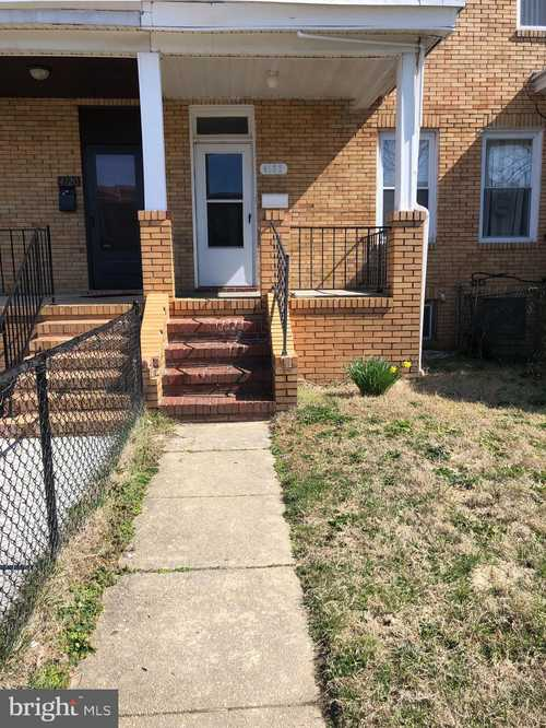 $105,000 - 3Br/2Ba -  for Sale in Belair Parkside, Baltimore
