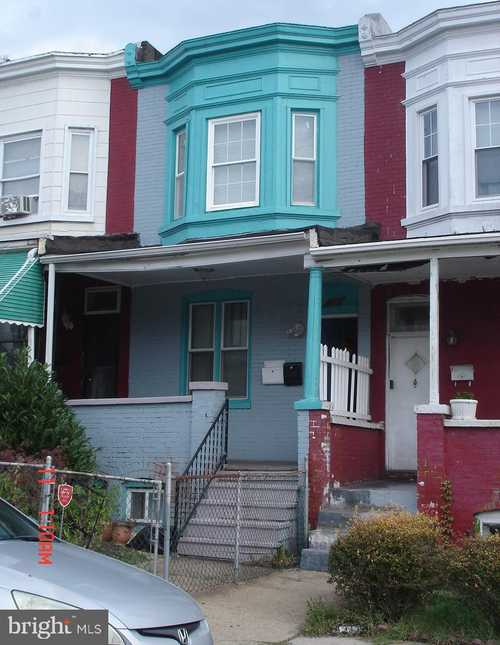 $170,000 - 4Br/3Ba -  for Sale in Rosemont, Baltimore