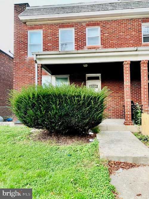 $139,999 - 3Br/2Ba -  for Sale in W. Baltimore, Baltimore