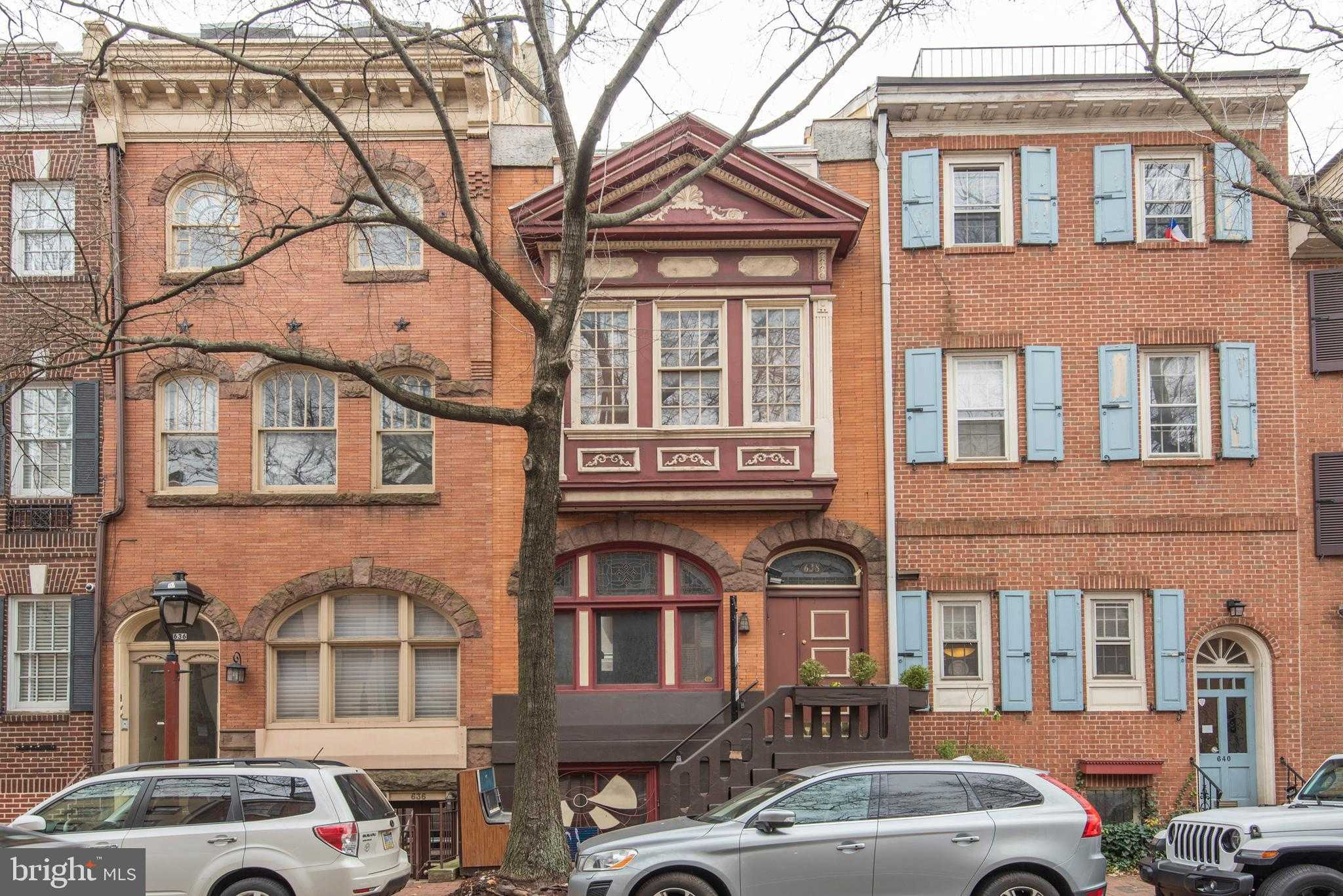 $1,124,000 - 3Br/3Ba -  for Sale in Society Hill, Philadelphia