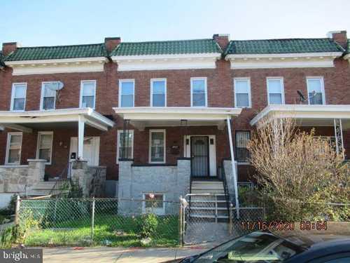 $24,000 - 4Br/1Ba -  for Sale in Baltimore City, Baltimore