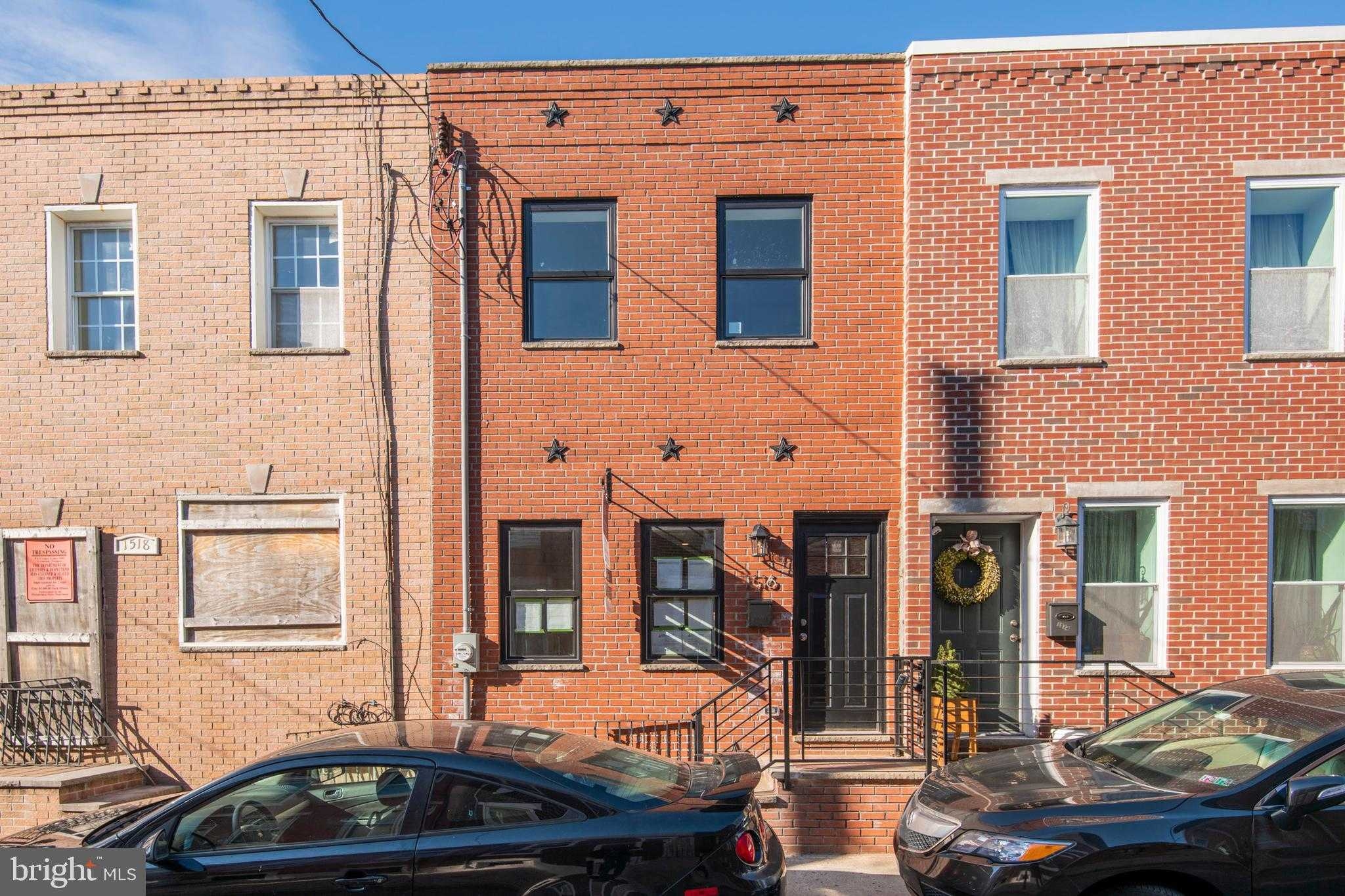 $389,000 - 2Br/2Ba -  for Sale in Point Breeze, Philadelphia