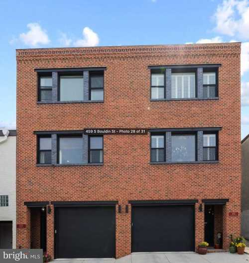 $650,000 - 4Br/5Ba -  for Sale in Canton, Baltimore