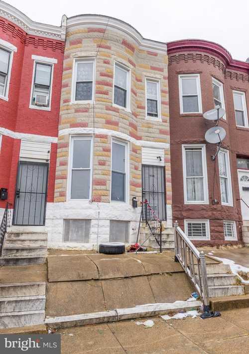 $52,500 - 3Br/1Ba -  for Sale in Baltimore City, Baltimore